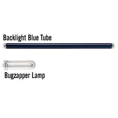 Picture of F4T5BL UV Blacklight 4W Insect-O-Cutor 16x150mm Fluorescent Lamps