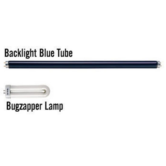 Picture of UV Blacklight 8W Insect-O-Cutor 16x300mm Fluorescent Lamps