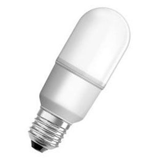 Picture of Osram 12W LED Eco Stick Dimmable Frosted Lamps (Sold as 10)